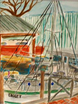St. Micheals Harbor 11x15.jpg
