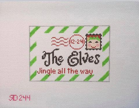 Rachel Donley RD244 Elves 18 mesh