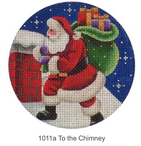Rebecca Wood 1011a To the Chimney