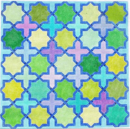 PL-285 Moroccan Tiles