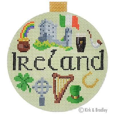KB 1319 Ireland Round