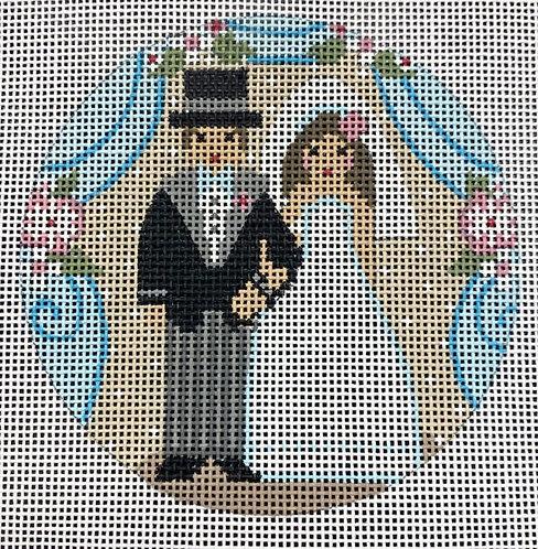 Danji CH-687 Bride and Groom
