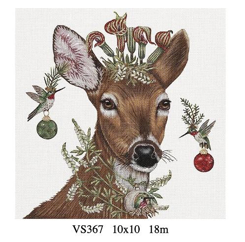 Melissa Shirley VS367 Woodland Christmas