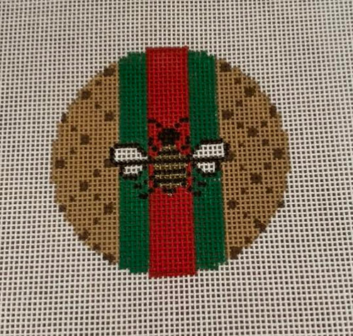 "KAN BC-01A 3"" Bee Round Tan/Brown"