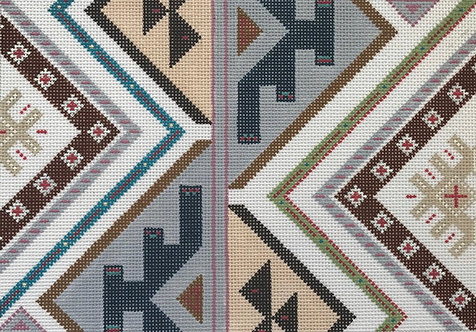 Pewter & Pine Tally Ho textile