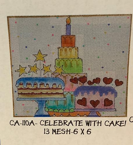 CA-110A   Celebrate with Cake!