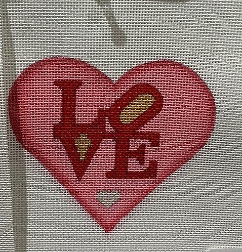 Kate Dickerson LOVE Heart 255