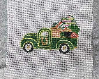 Marianne Lynn Designs St. Patricks Day Truck