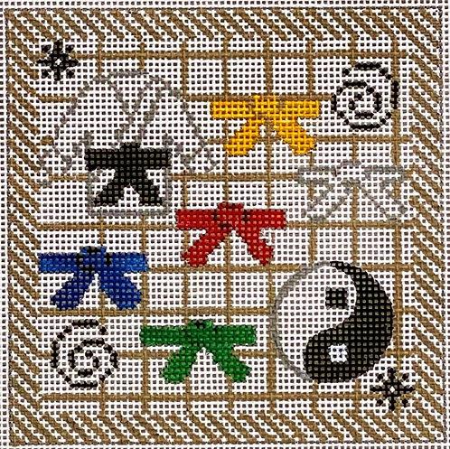 Danji Karate Square