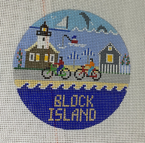 Doolittle Stitchery R-304 Block Island
