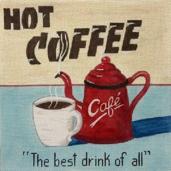AP 4176 Vintage Hot Coffee
