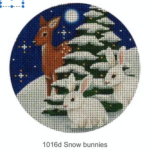 Rebecca Wood 1016d Snow Bunnies