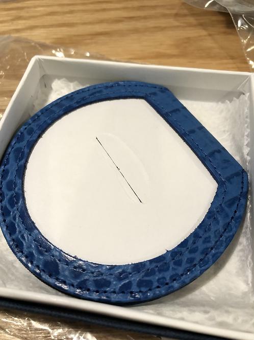 """Lee 3"""" mirror insert BLUE"""