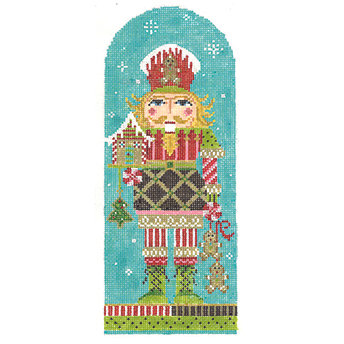 Kelly Clark KPF119NC Gingerbread Nutcracker