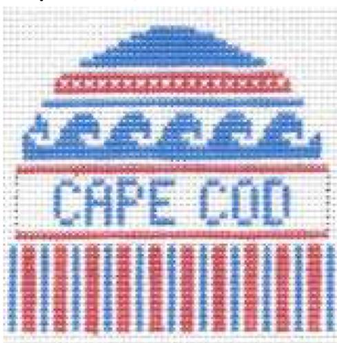 Doolittle Hat - 13 mesh Cape Cod