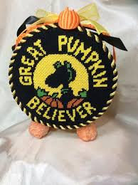 Heidi Great Pumpkin Believer