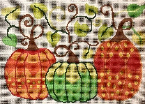 ASIT 264 Pattern Pumpkins