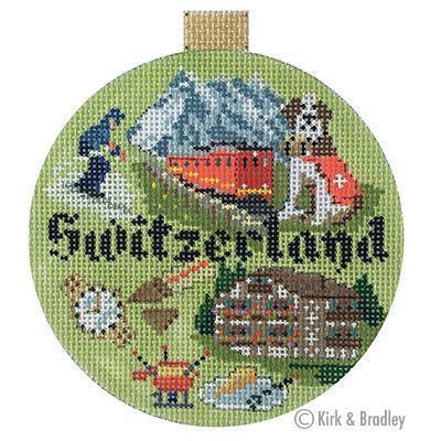 KB 1406 Switzerland Round