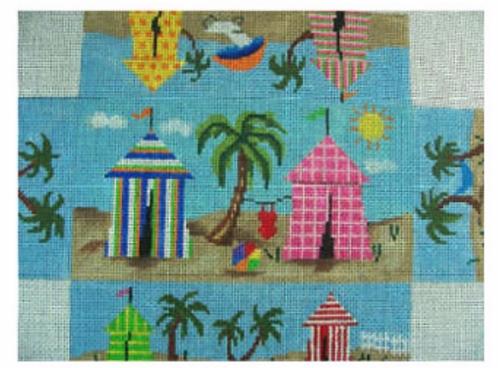 Gayla Elliott GE424 Cabana Brick Cover