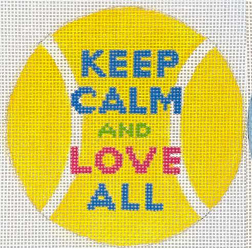 Kate Dickerson Keep Calm and Love All