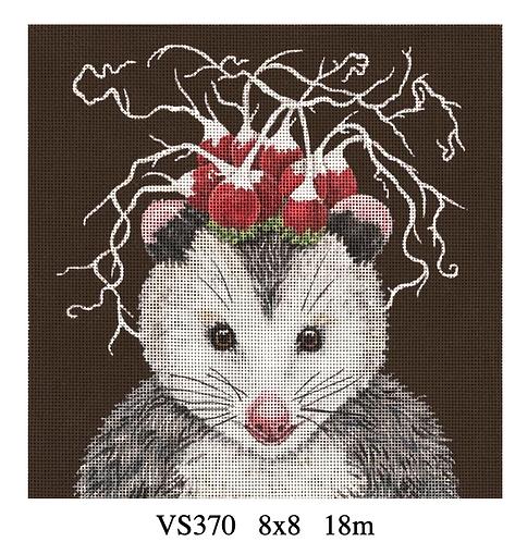 Melissa Shirley VS370 Einstein the Opossom
