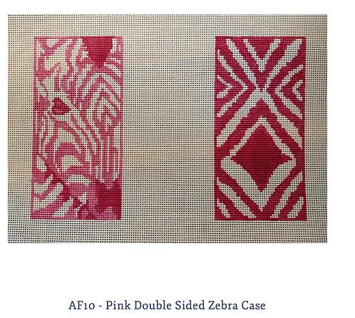 Anne Fisher Pink Zebra AF10.   14 mesh