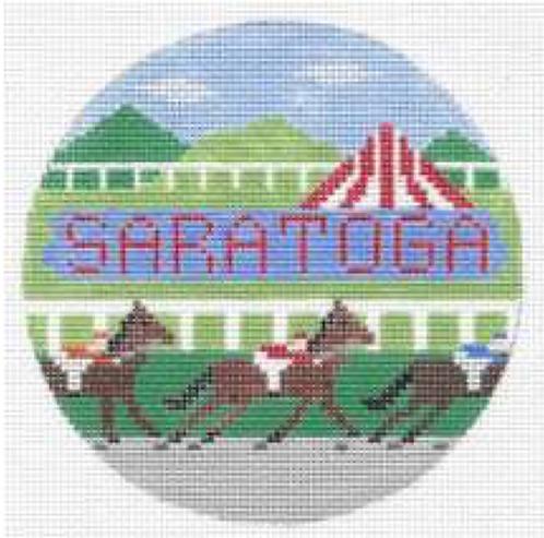 Doolittle Destination Rounds 18 mesh Saratoga
