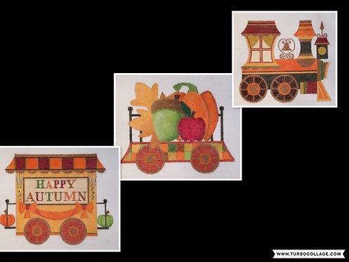Raymond Crawford Autumn Train