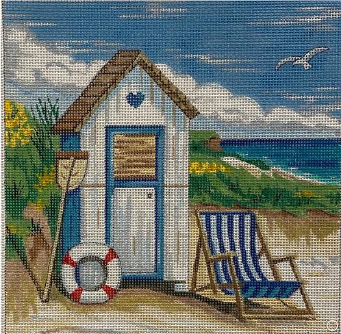 AP 4226 Beach Hut 13 mesh