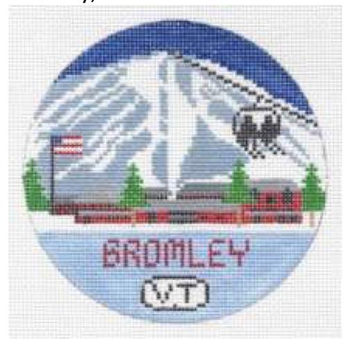 Doolittle Ski Rounds 18 mesh Bromley