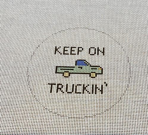 Hello Tess Keep on Trucking 83