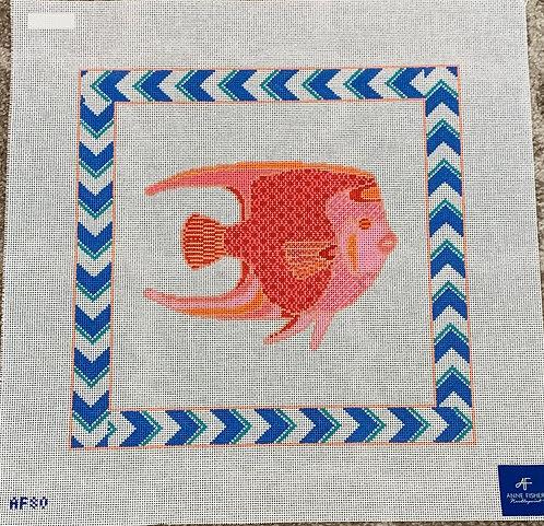 Anne Fisher AF80 Queen Angel Fish