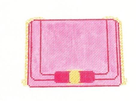 SG Designs Pink Ferragamo Bag