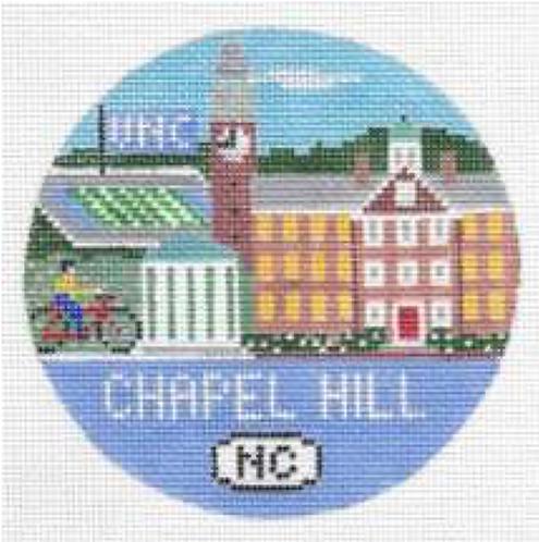 Doolittle Destination Rounds 18 mesh Chapel Hill NC