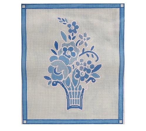 Plum Designs Blue Floral