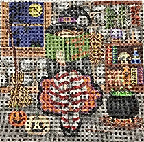 Gayla Elliott  Halloween Girl P306