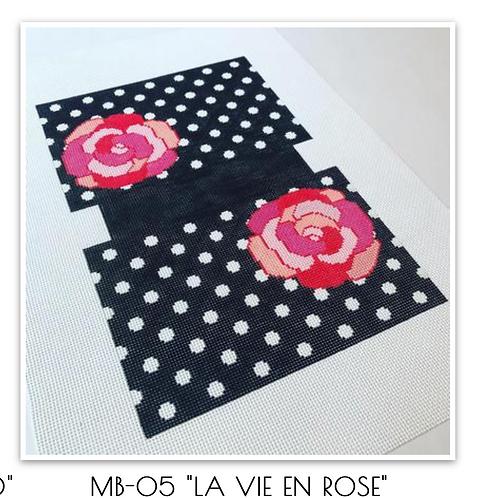 MB-05 La Vie En Rose Small Bag