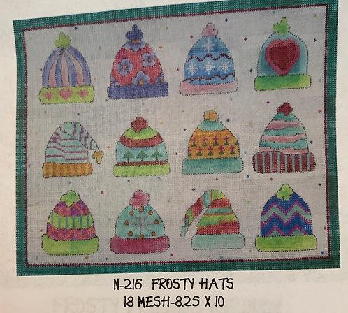 N-216 Frosty Hats