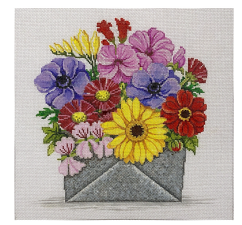AP4126 Envelope Full of Flowers