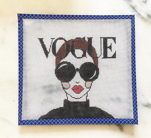 Ziggy Stitches Vogue