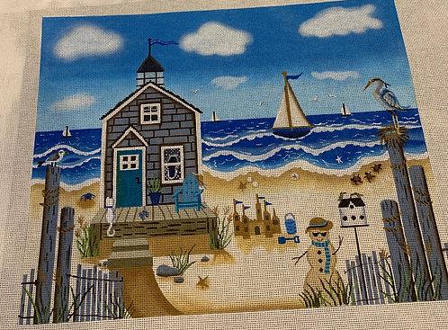 Mary Charles MCSS05 Blue Heron Beach