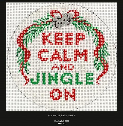 Kate Dickerson Keep Calm and Jingle On