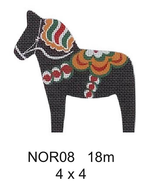 Pepperberry Dala Horse NOR 08