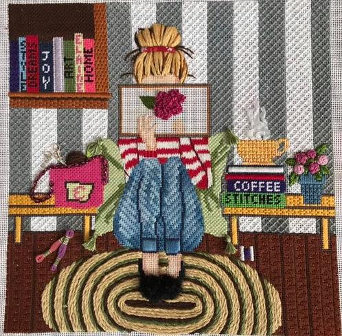 Elaine Aidonidis Stitch Guide