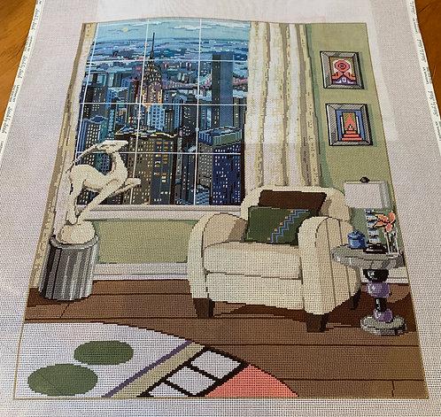copy of Sandra Gilmore Manhattan View