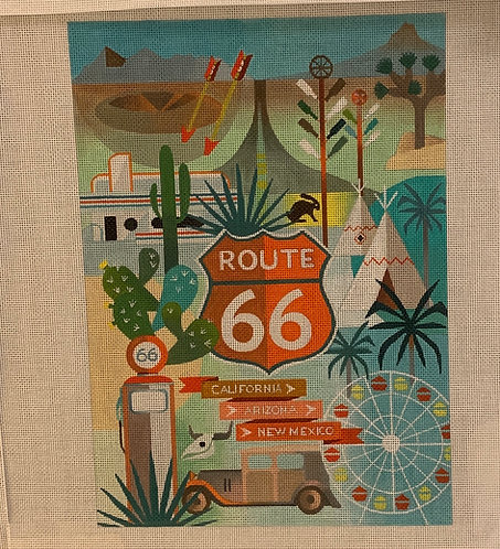 Route 66 MO-TR01