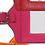 Thumbnail: Pink Planet Earth Luggage Tag
