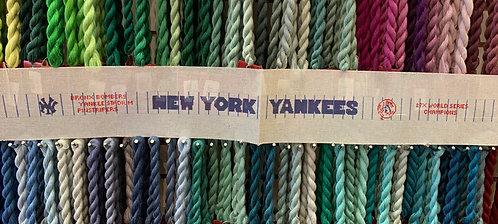 Voila NY Yankees Belt 18 mesh