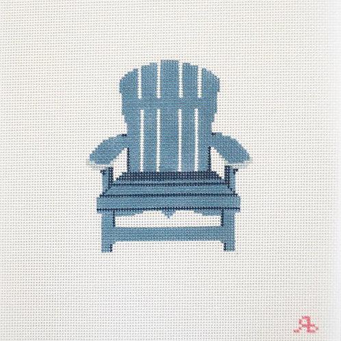 Rachel Barri Designs Light Blue Adirondack Chair