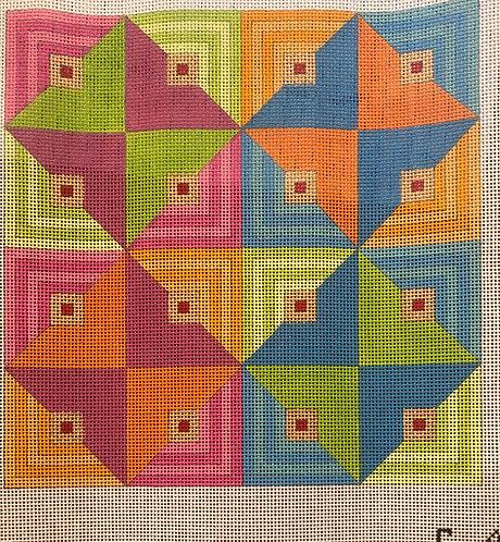 EyeCandy Geometric squares